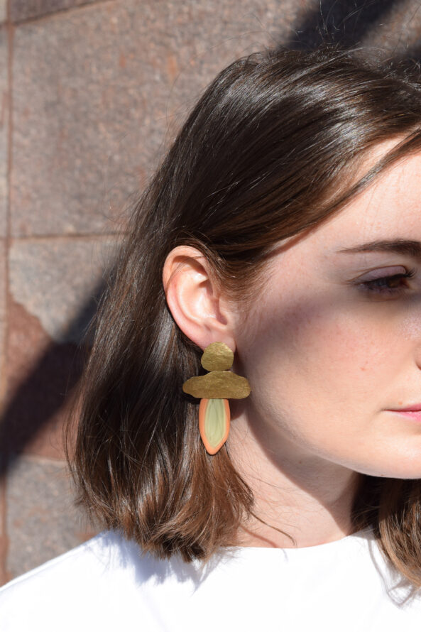 Earrings Imperial Jasper