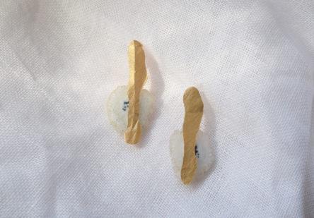 EarringsSolarQuarz
